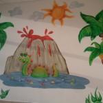 dinusiowa wyspa