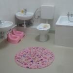 łazienka maluszków zgodna z wytycznymi sanepidu