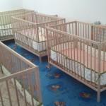 łóżeczka dla mniejszych Dinusiów